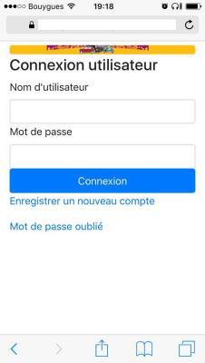 connexion-utilisateur